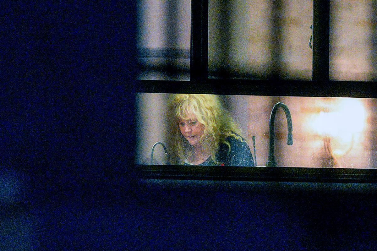 Алла Борисовна Пугачева не покидает дом на протяжении всего отдыха