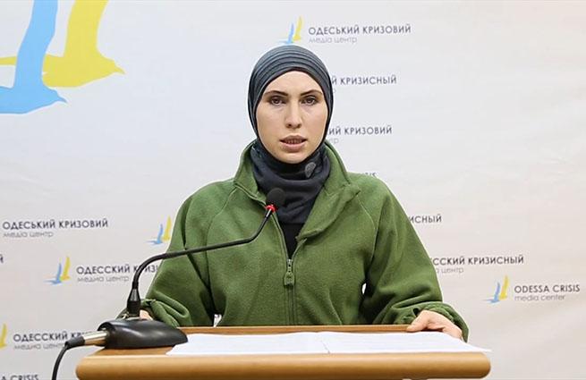 Амина Окуева (Осмаева)