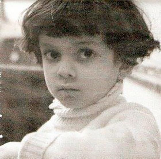 Филипп Киркоров в детстве