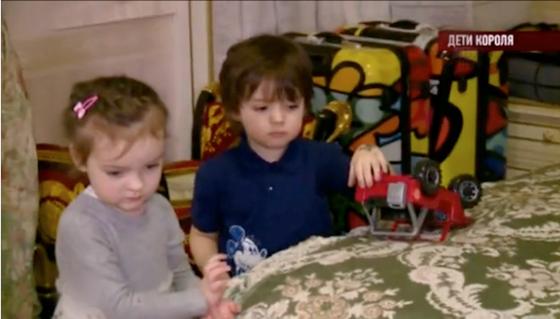 Телешоу, где Киркоров впервые показал подросших детей собрало рекордный ТВ-рейтинг (фото НТВ)