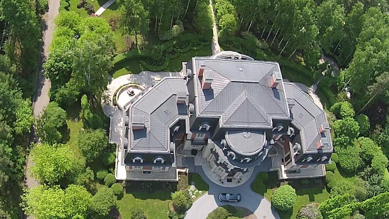 Дом Михаила Прохорова