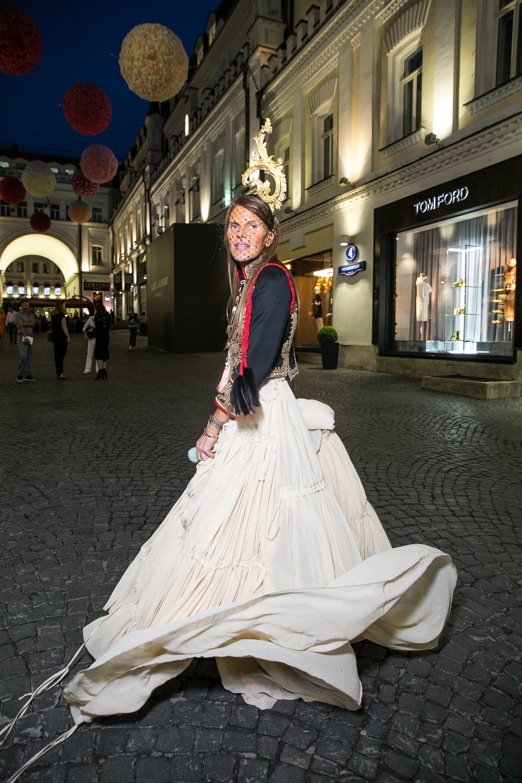 Анна Делло Руссо (Vogue)