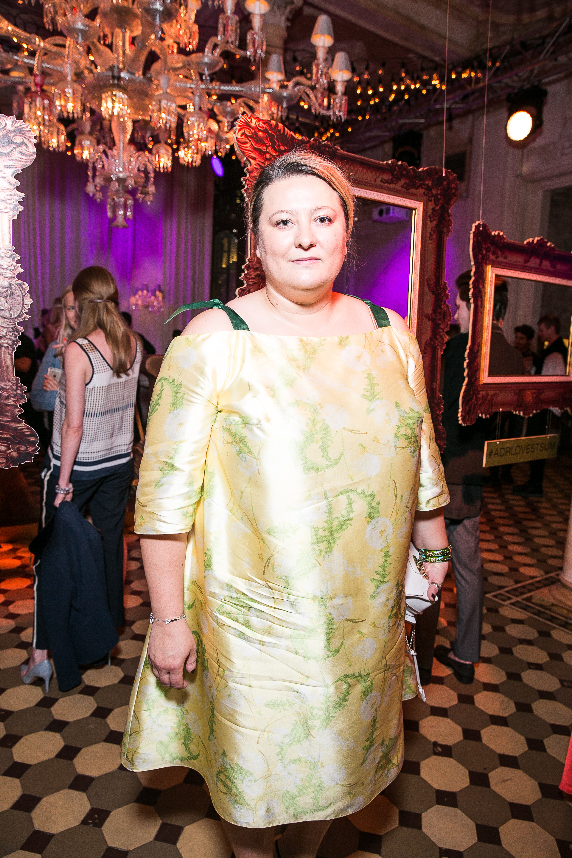 Маша Федорова (Glamour)