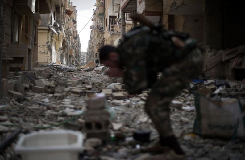 Фото: Reuters/Khalil Ashawi