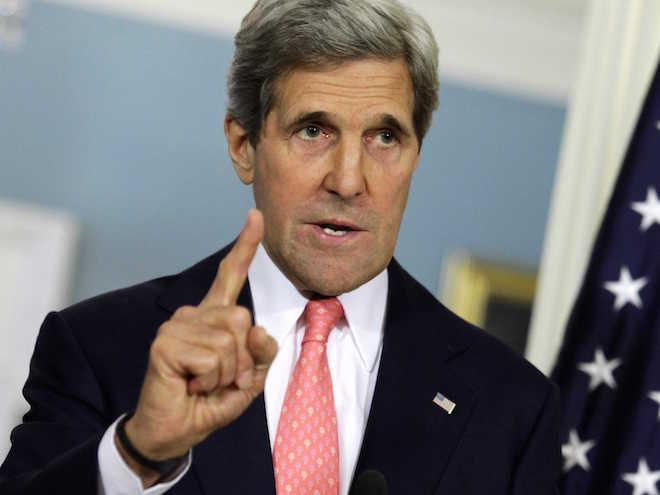 Джон Керри. Фото: Reuters