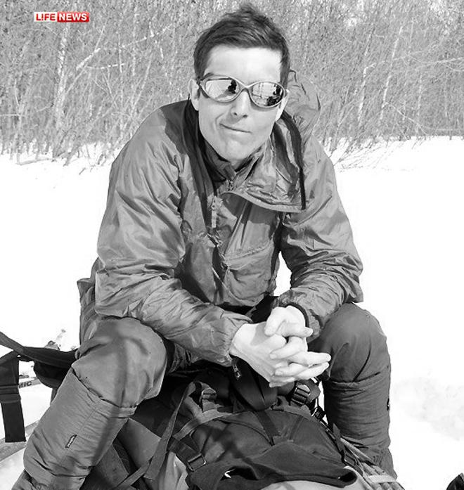 Погибший Андрей Зайцев