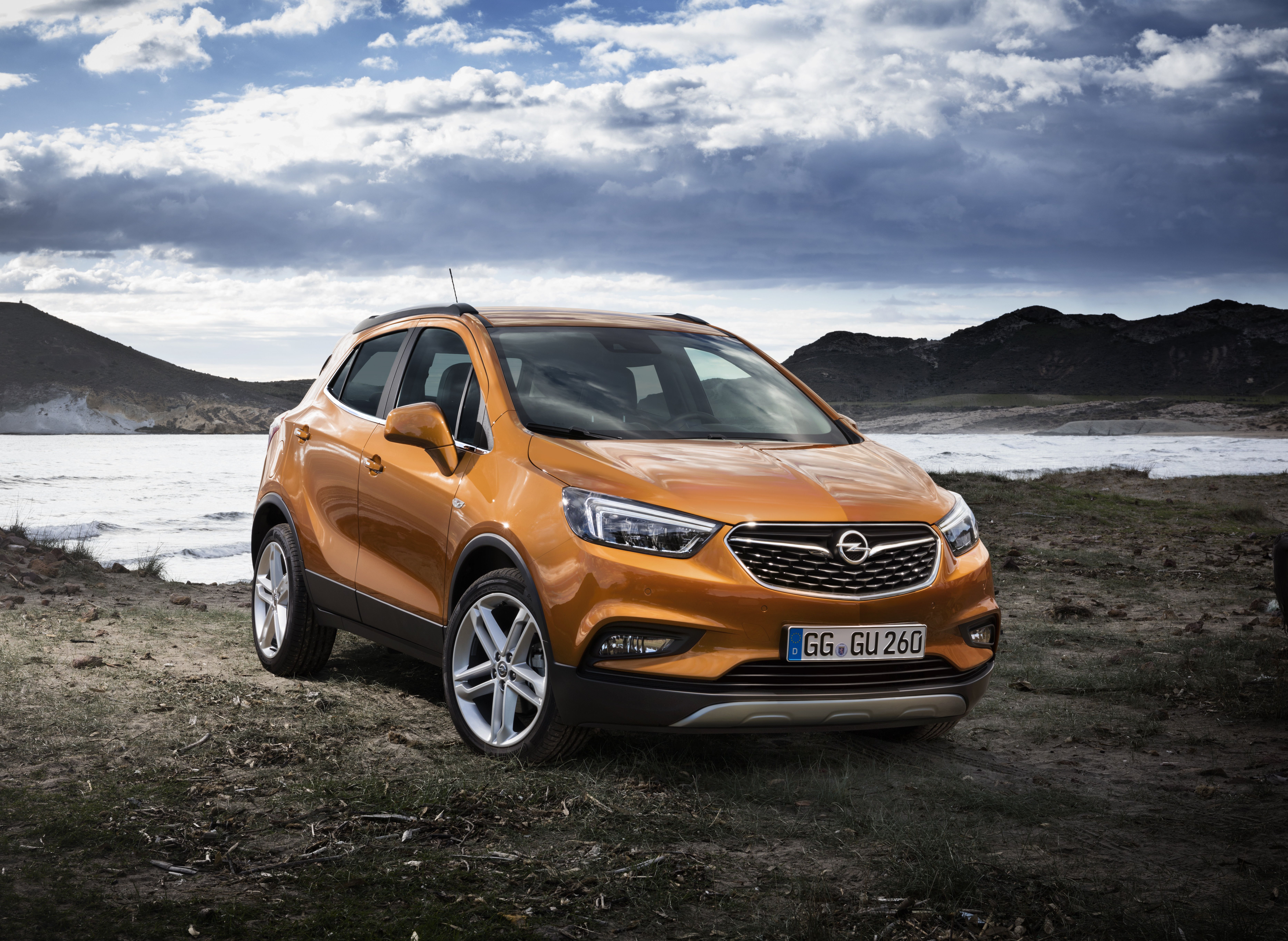 <p>Opel Mokka X. Фото: &copy; Opel</p>