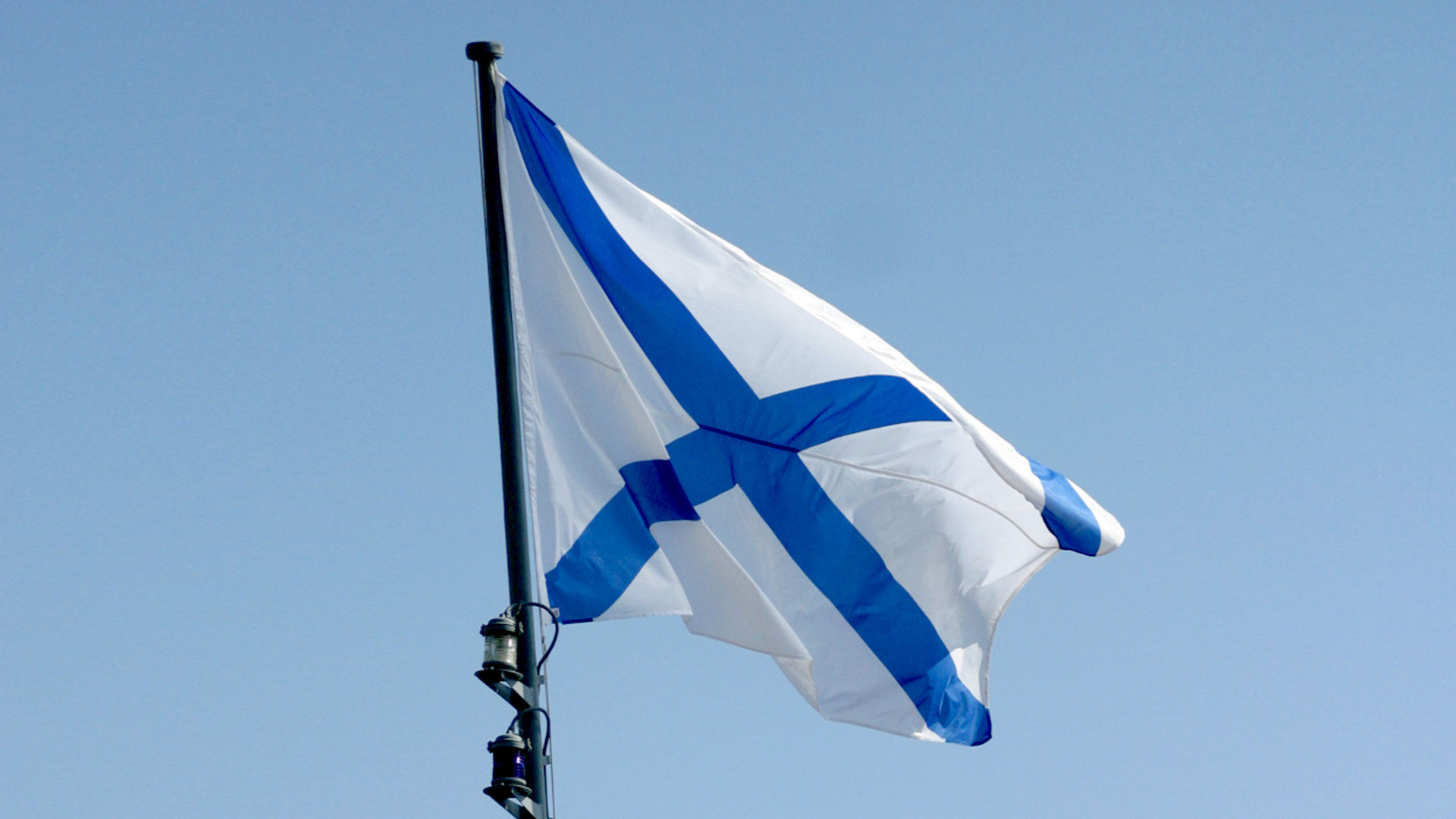 Фото рында и флаг вмф