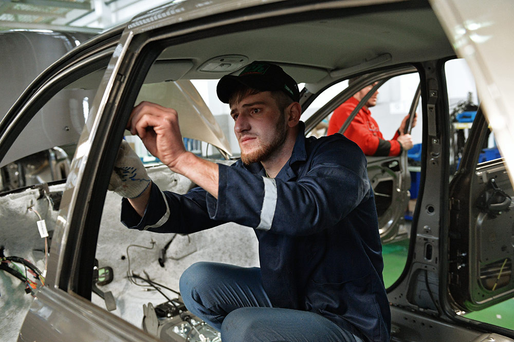 <p>Фото: &copy; РИА Новости/Саид Царнаев</p>