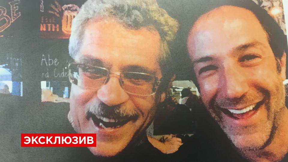 <p>Григорий Родченков (слева) и Брайан Фогель. Фото: &copy; L!FE</p>