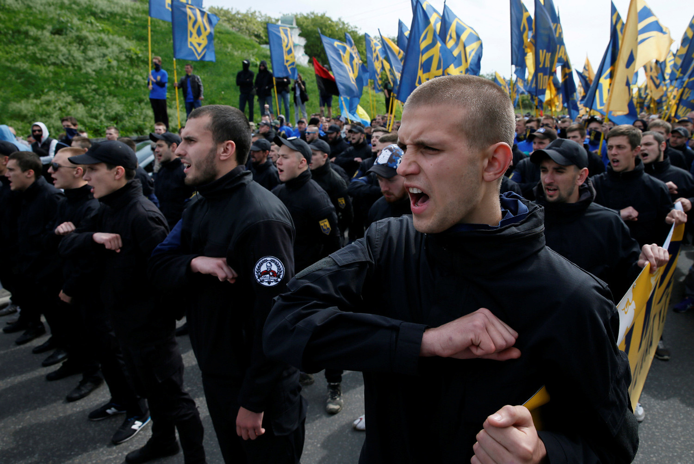 Картинки об украинских националистах