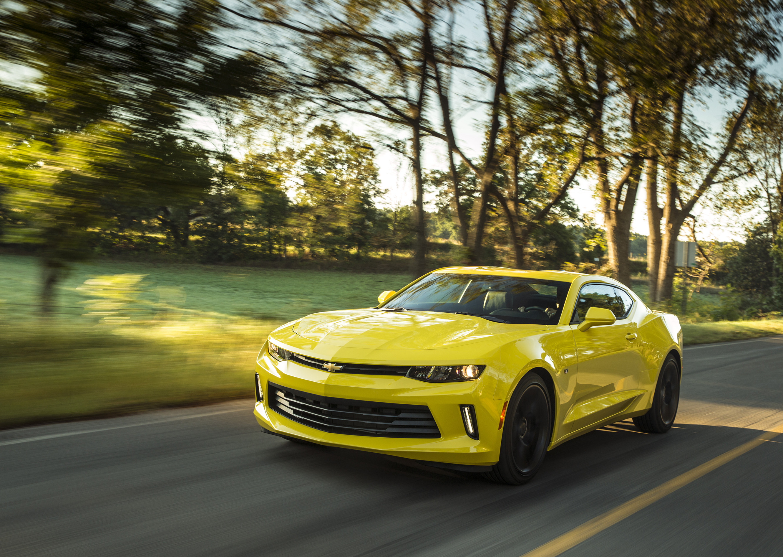 <p>Chevrolet Camaro. Фото: &copy; Chevrolet</p>
