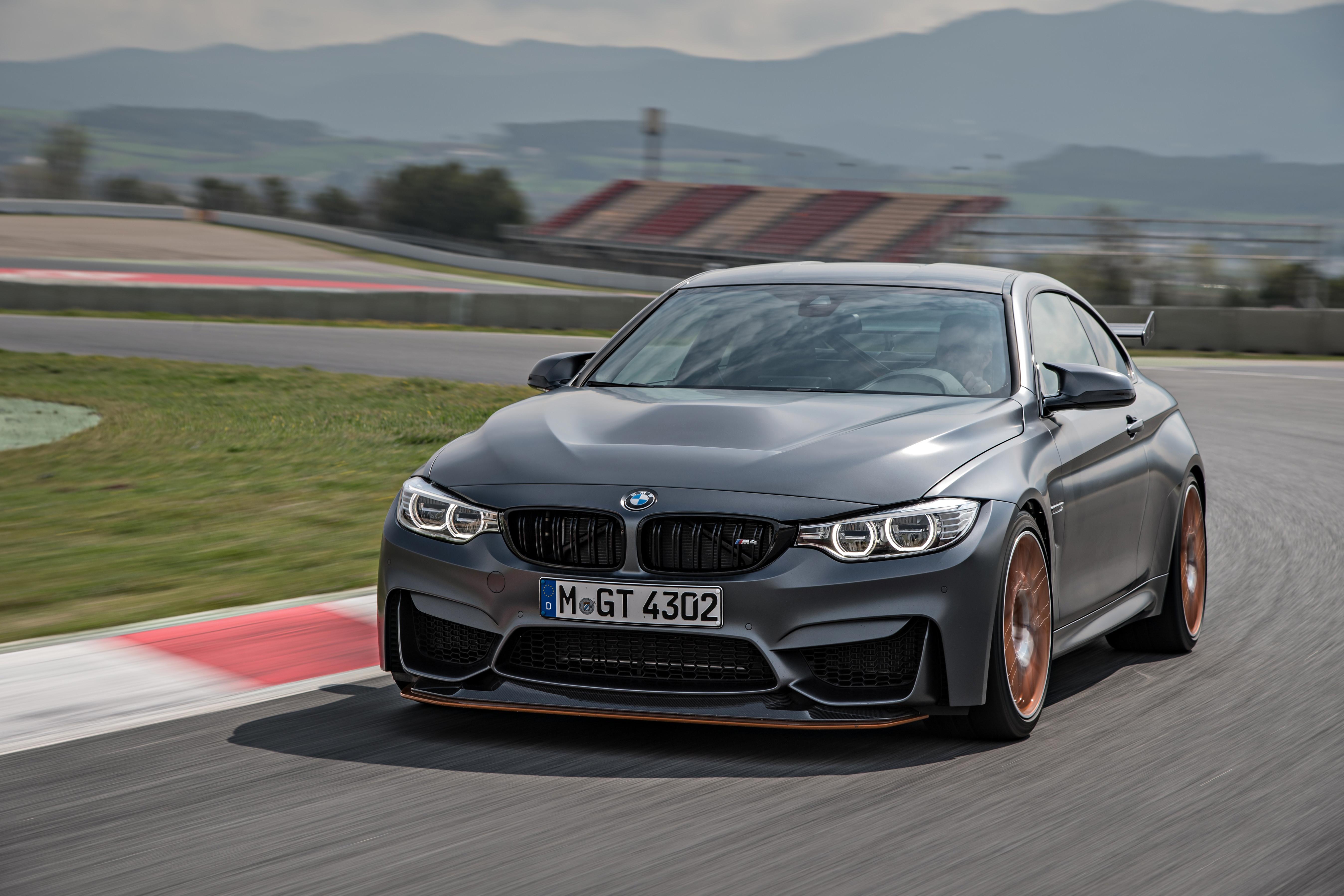 <p>BMW M4. Фото: &copy; BMW</p>