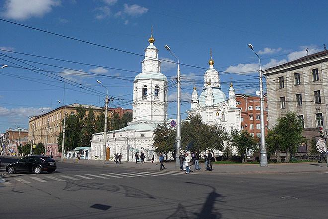 "<p>Фото: &copy; <a href=""https://commons.wikimedia.org/wiki/File:Church_of_the_Intercession,_Krasnoyarsk.jpg?uselang=ru"" target=""_blank"">Wikimedia Commons /&nbsp;MaxBioHazard</a></p>"