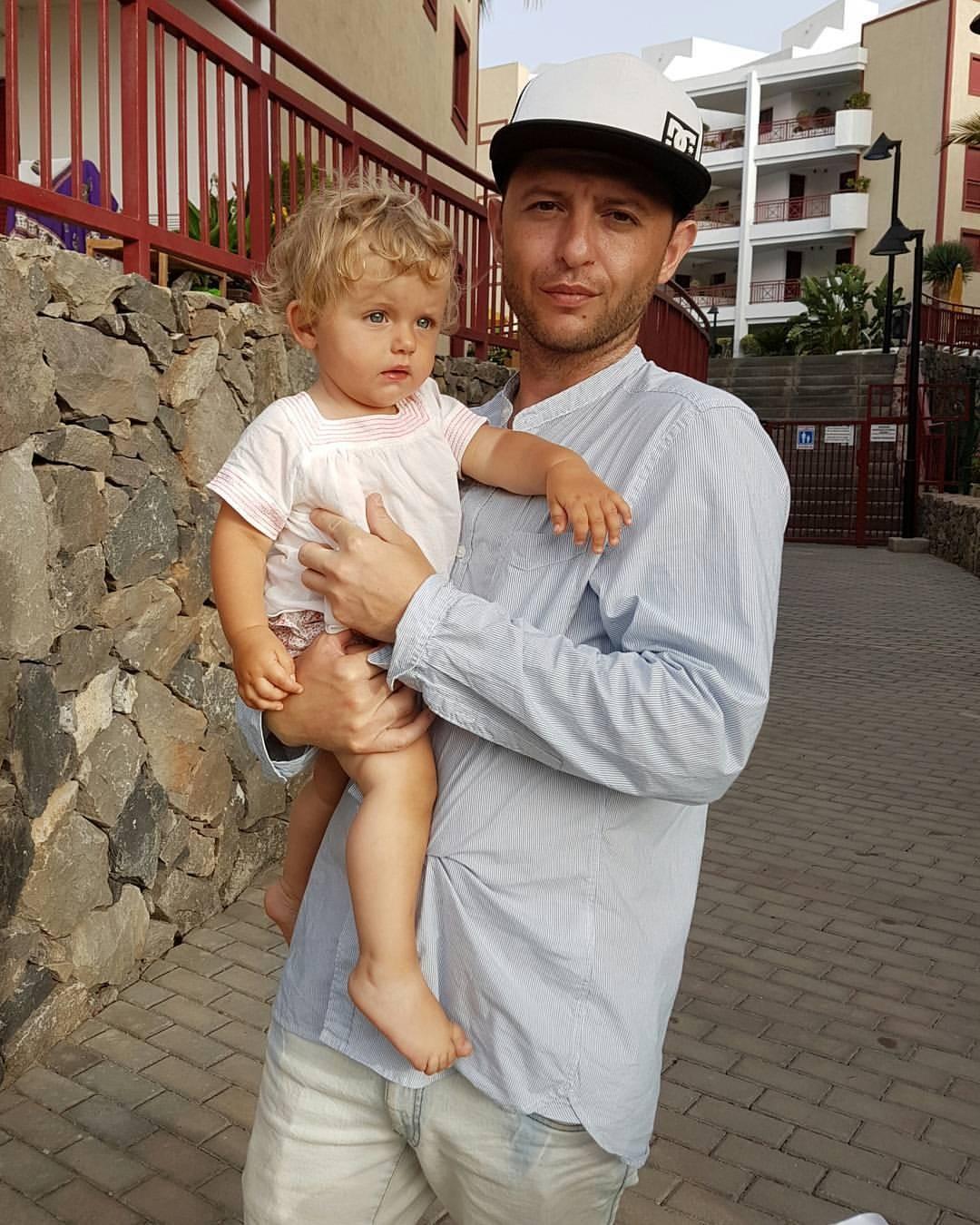 <p>Фото: личный архив артиста</p> <p>Роман Билык с дочерью Зоей</p>