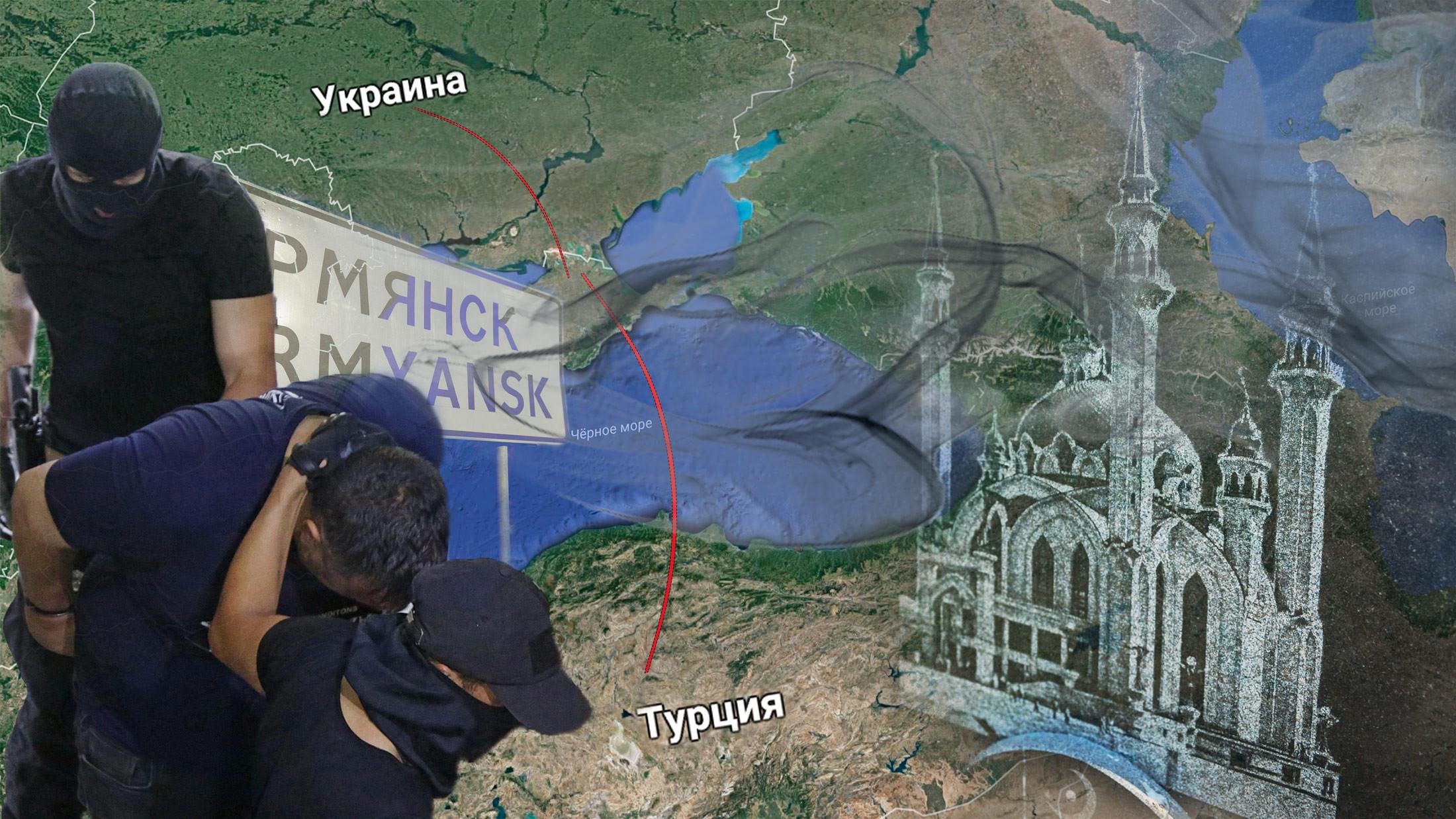 <p>Коллаж &copy; L!FE. Фото: &copy; РИА Новости/Макс Ветров// &copy; L!FE/Динар Шакиров// &copy; Google Maps</p>
