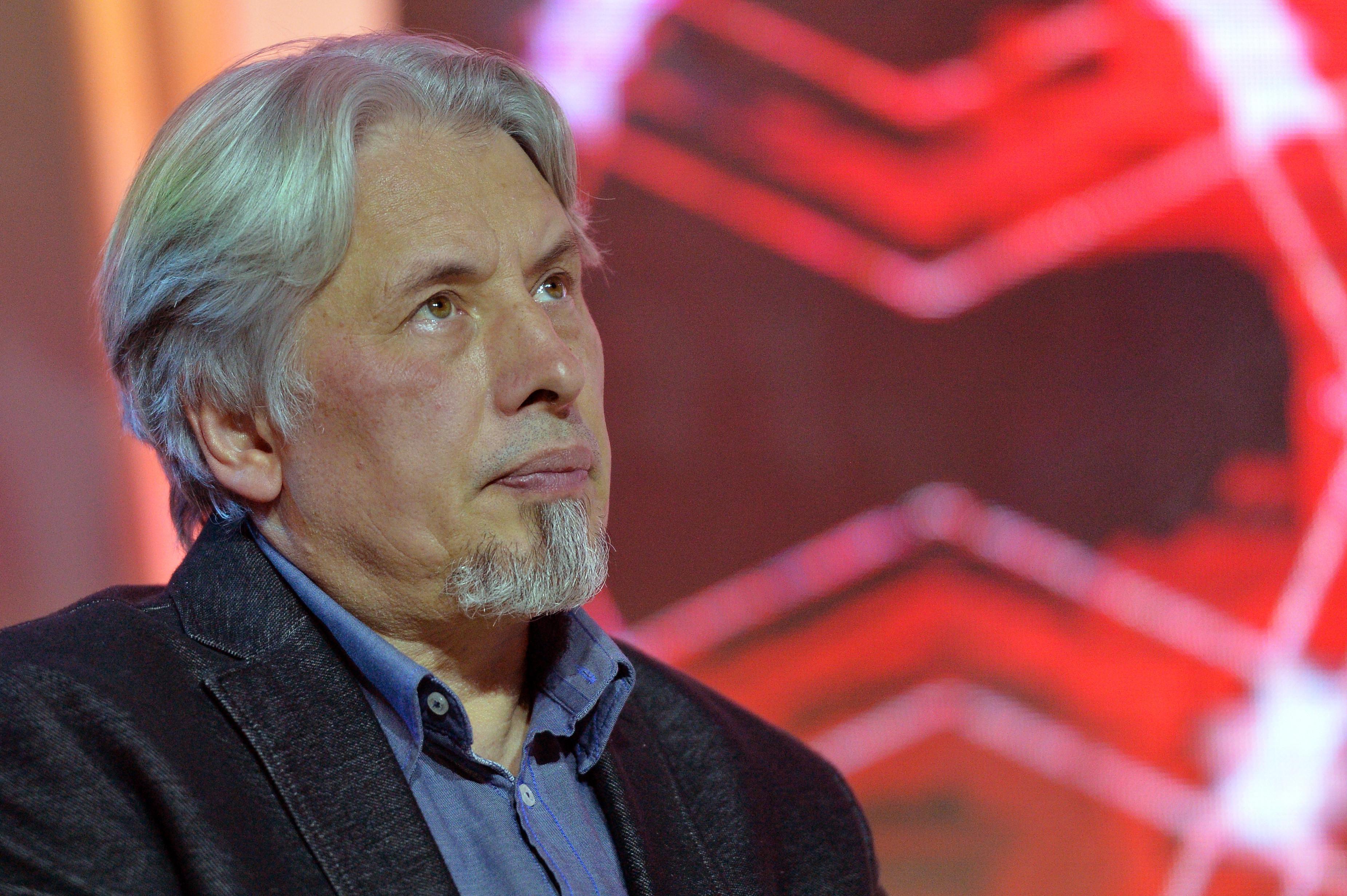 <p>Писатель Владимир Сорокин. Фото: &copy;РИА Новости/Владимир Песня</p>