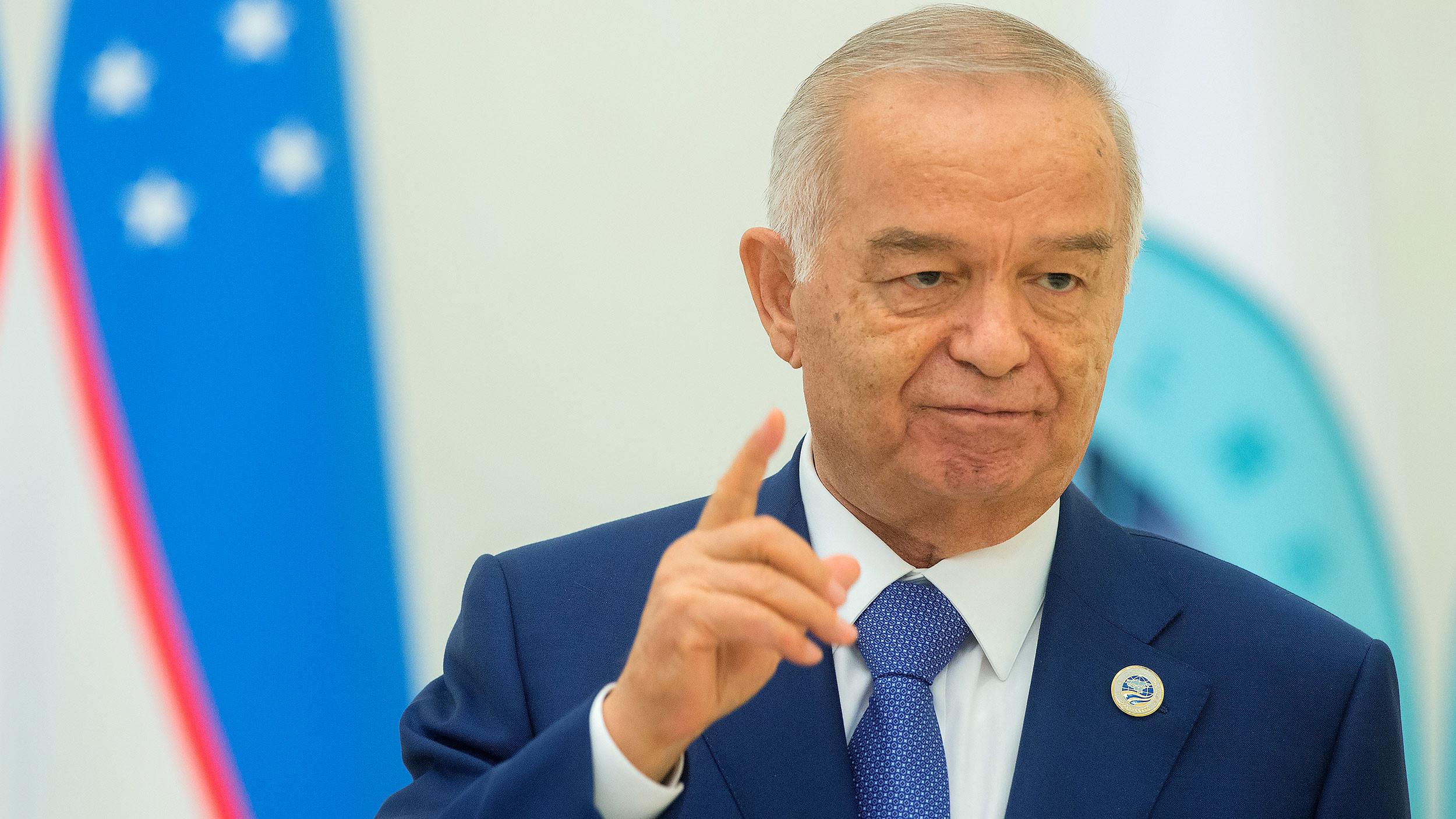 Картинка президента узбекистана
