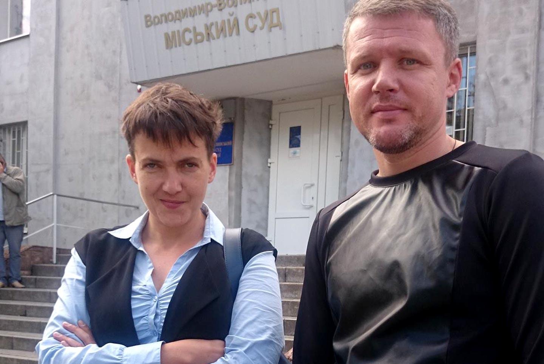 "<p>Фото: &copy;&nbsp;<a href=""https://www.facebook.com/photo.php?fbid=273026676410165&amp;set=a.104926763220158.1073741829.100011085030149&amp;type=3&amp;theater"" target=""_blank"">facebook.com/Vira Savchenko</a></p>"