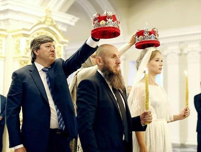 <p>Ида Лоло и Владимир Кехман</p> <p>Фото: Социальные сети</p>