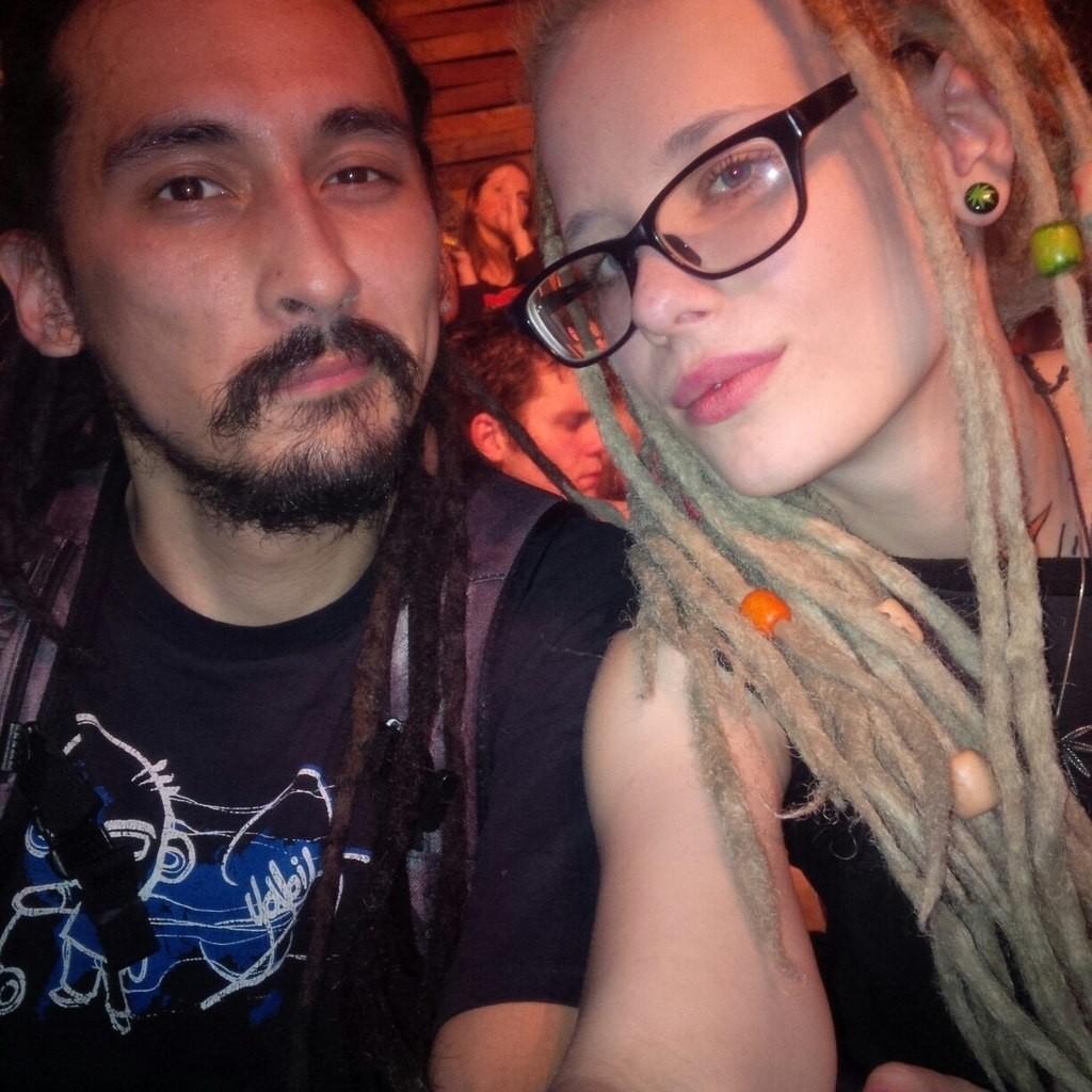 <p>Алиса Крушатина с мужем</p> <p>Фото: социальные сети&nbsp;</p>