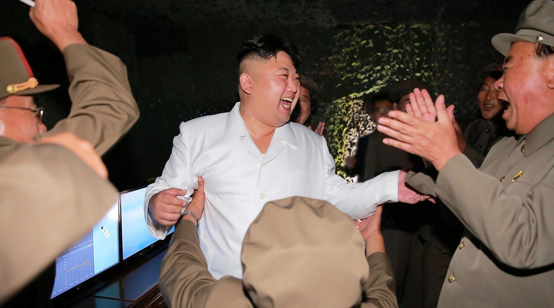 <p>Фото: &copy;&nbsp;REUTERS/KCNA</p>