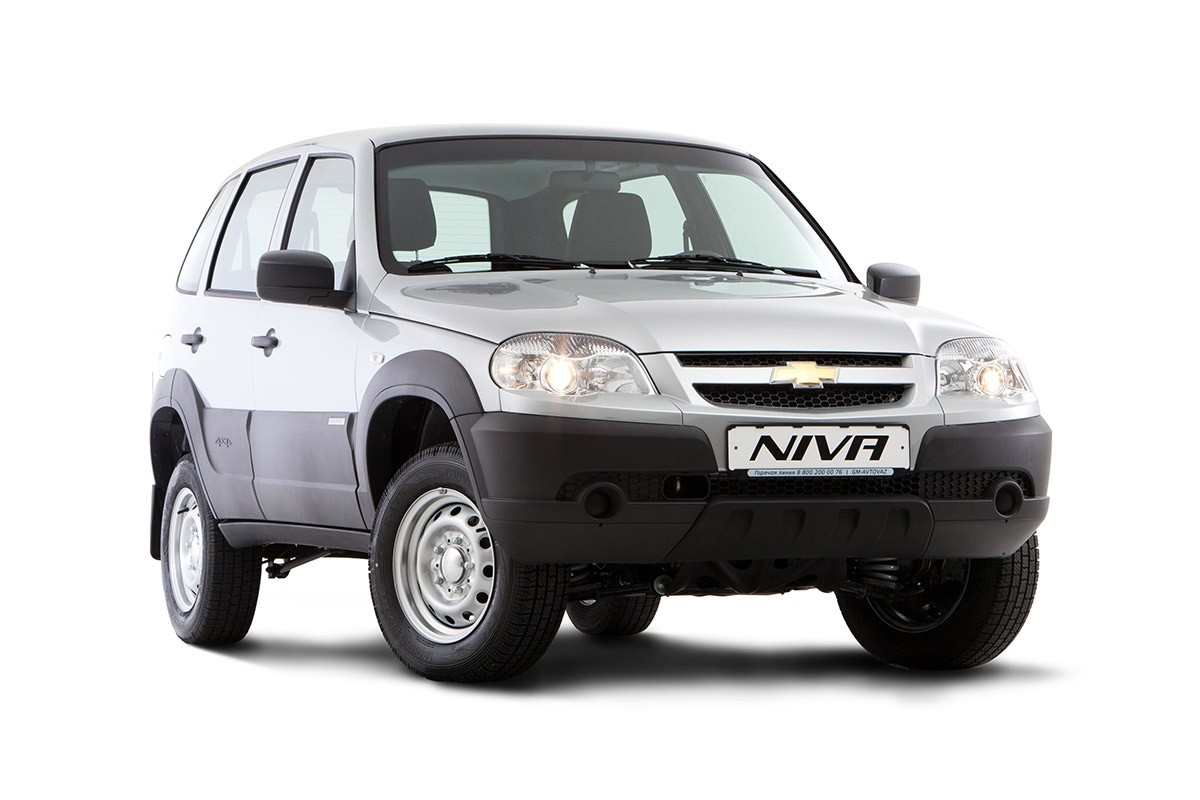 <p>Chevrolet Niva. Фото: &copy; &laquo;Джи-Эм-АвтоВАЗ&raquo;&nbsp;</p>