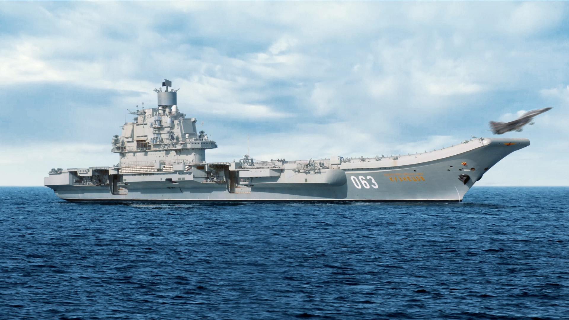 ручка российский авианосец адмирал кузнецов фото наушниках очках
