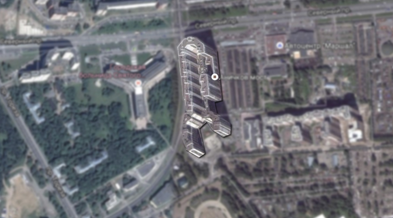 <p>Скрин: &copy;&nbsp;google.ru/maps</p>