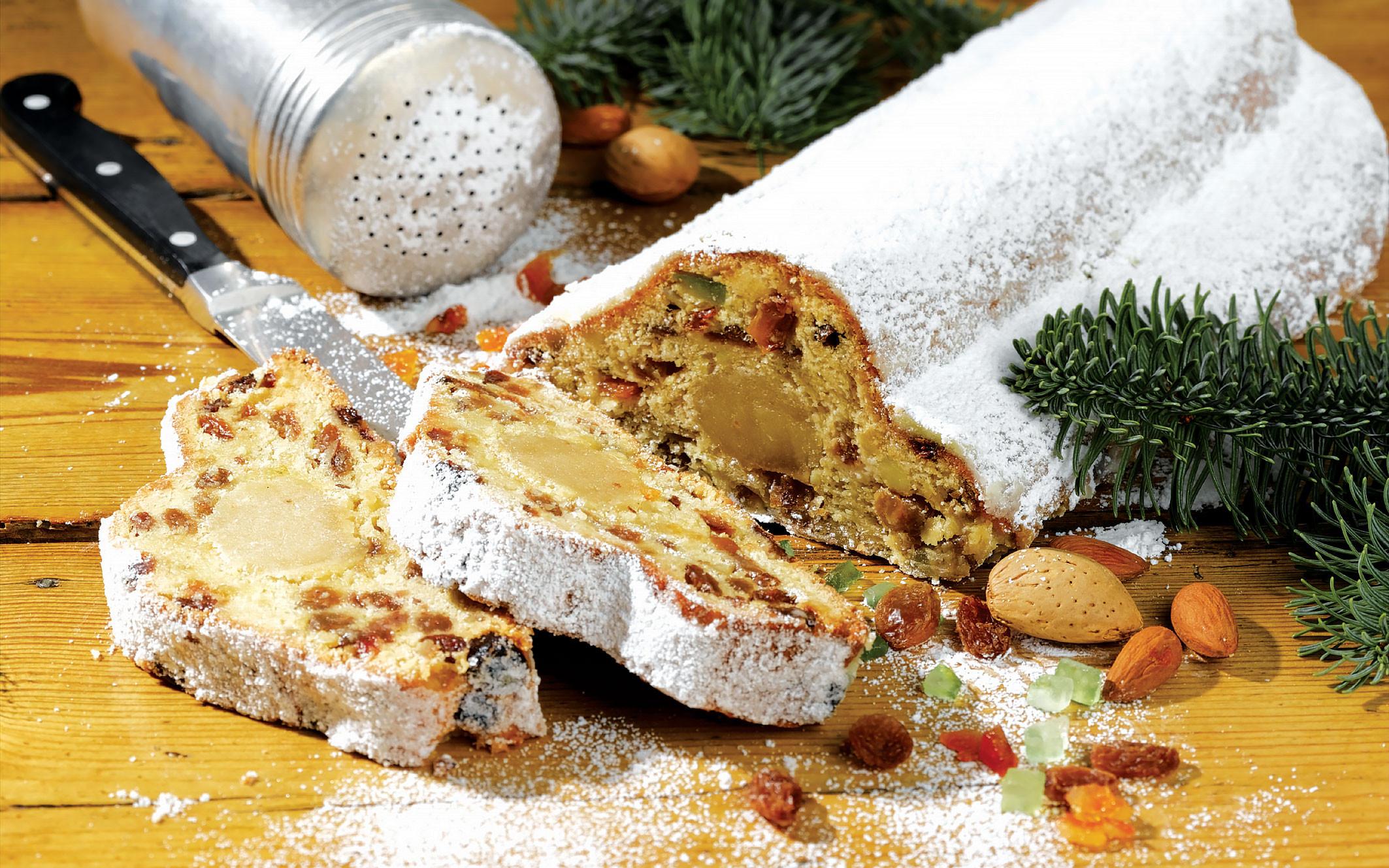 Время печь рождественский штоллен: как избежать провала