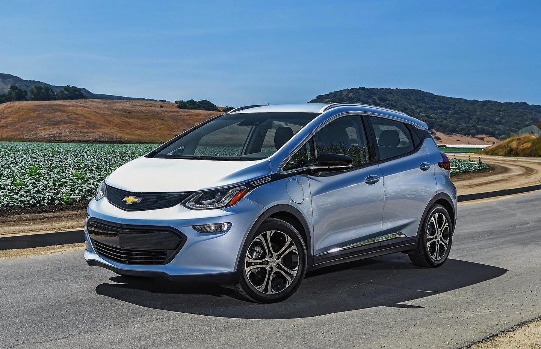 <p><span>Chevrolet Bolt EV. Фото: &copy; GM</span></p>