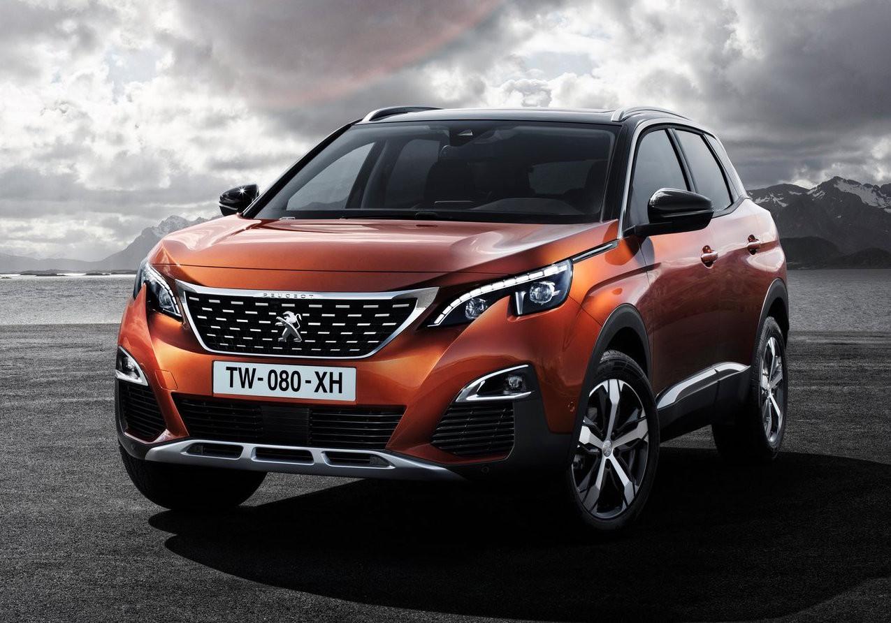 <p>Peugeot 3008. Фото: &copy; Peugeot&nbsp;</p>