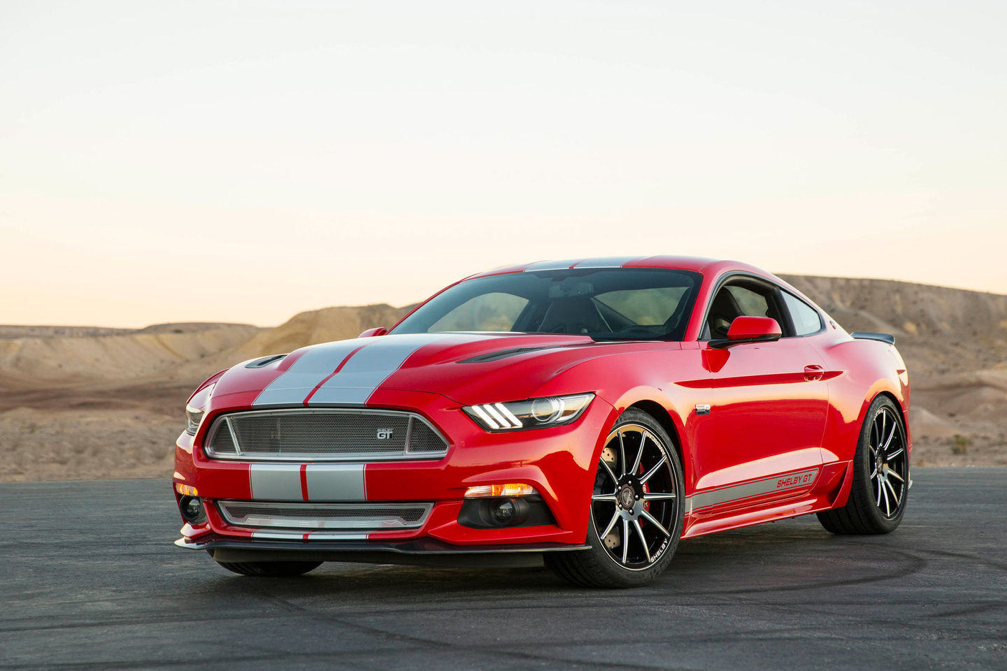 <p>Ford Mustang. Фото: &copy; Ford</p>