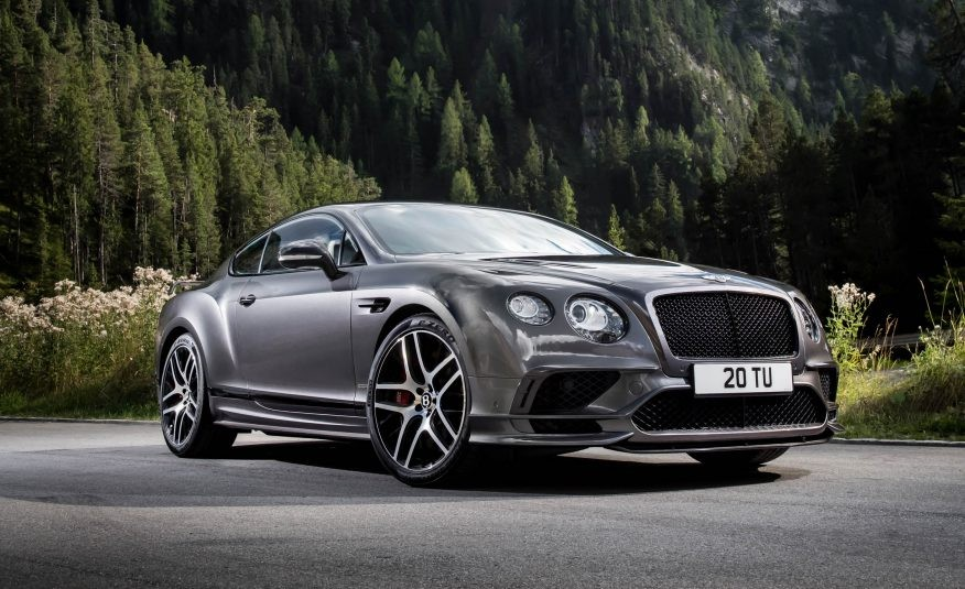 <p>&nbsp;Bentley Continental Supersports. Фото: &copy; Bentley</p>