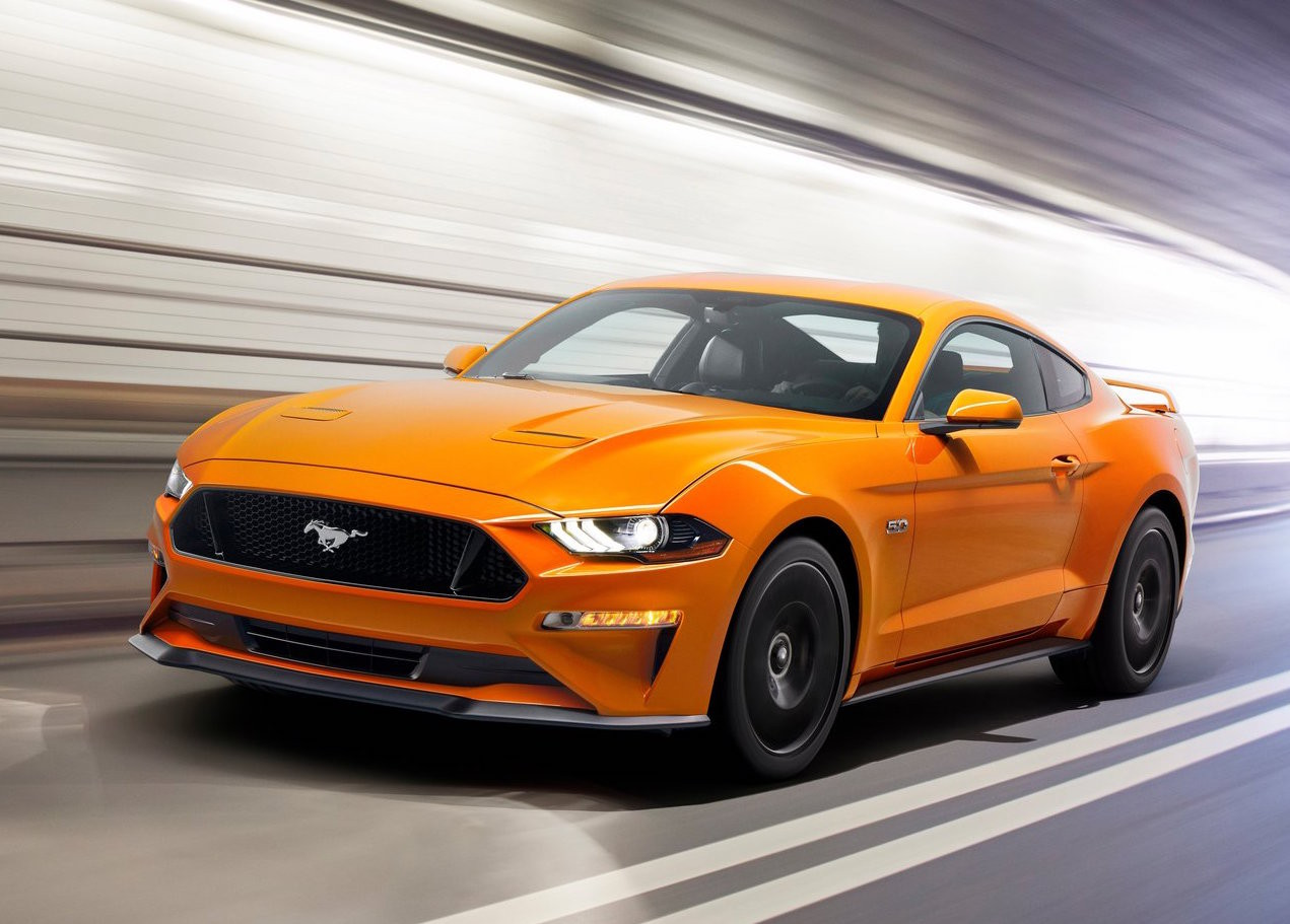 <p>Ford Mustang GT. Фото: &copy; Ford</p>