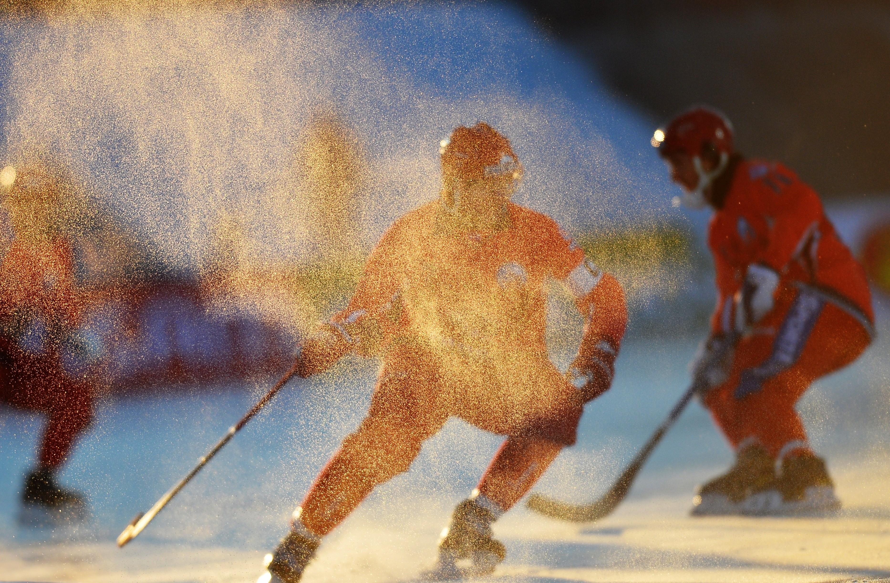Картинки зарождения хоккея с мячом