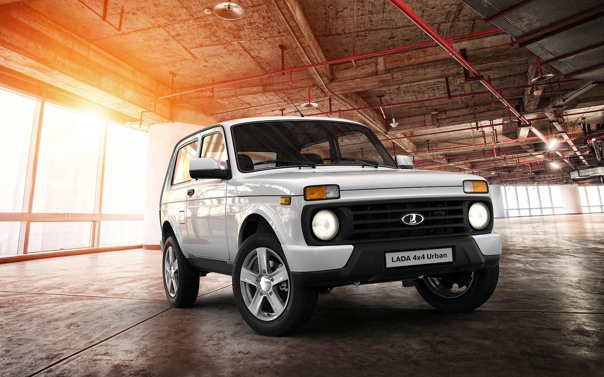 "<p>Lada 4x4. Фото: &copy; ""АвтоВАЗ""</p>"