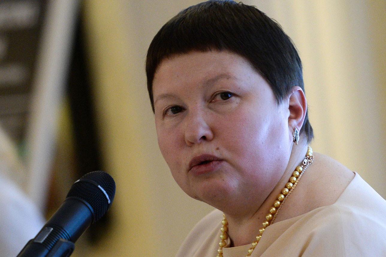 <p>Елена Сутормина. Фото: &copy; РИА Новости/Рамиль Ситдиков</p>