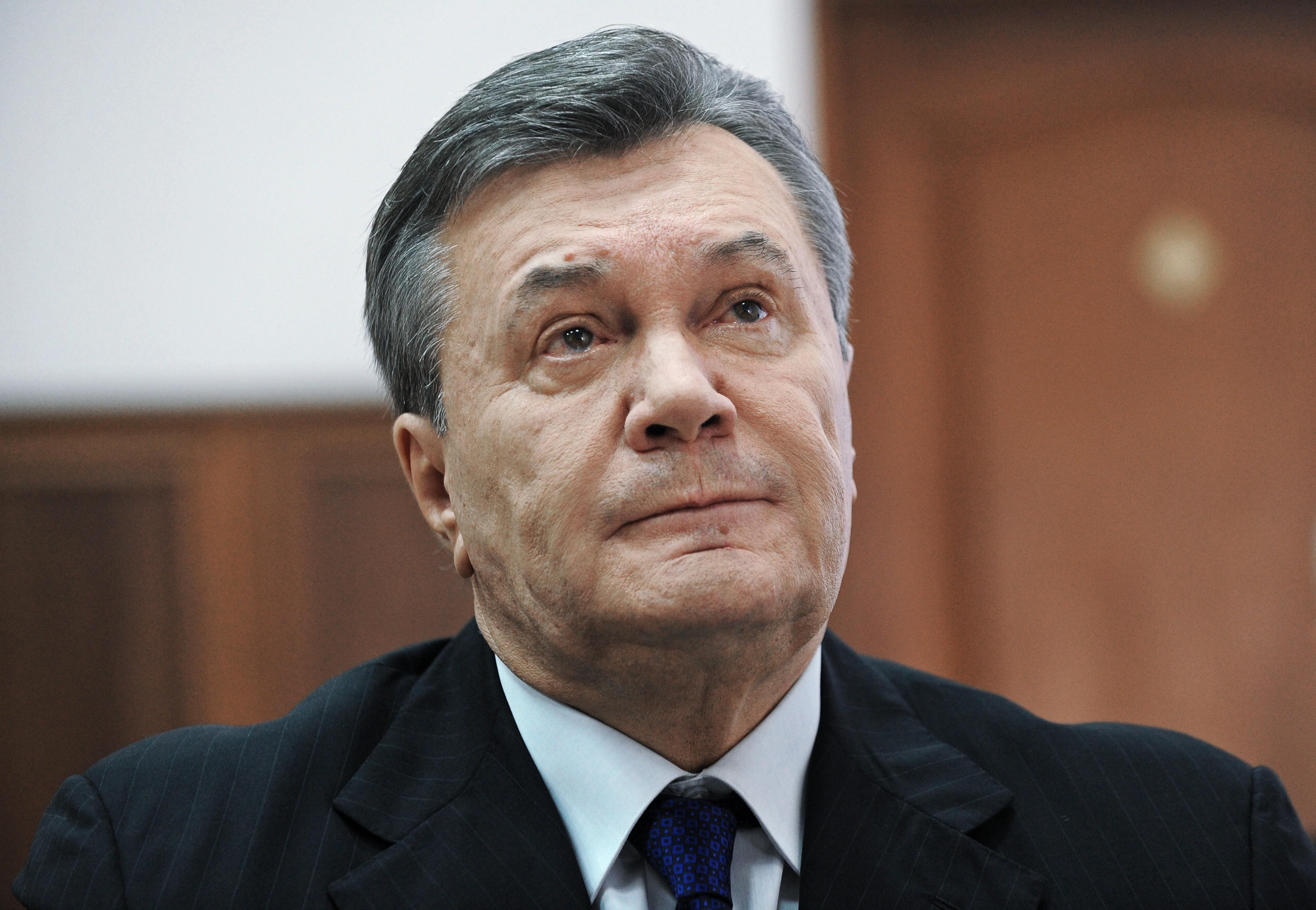 Янукович: юбилей, итоги