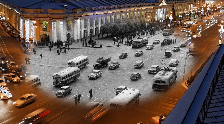 <p>Коллаж. Фото: &copy; РИА Новости/Александр Демьянчук / &copy; flickr.com/Saint Petersburg</p>