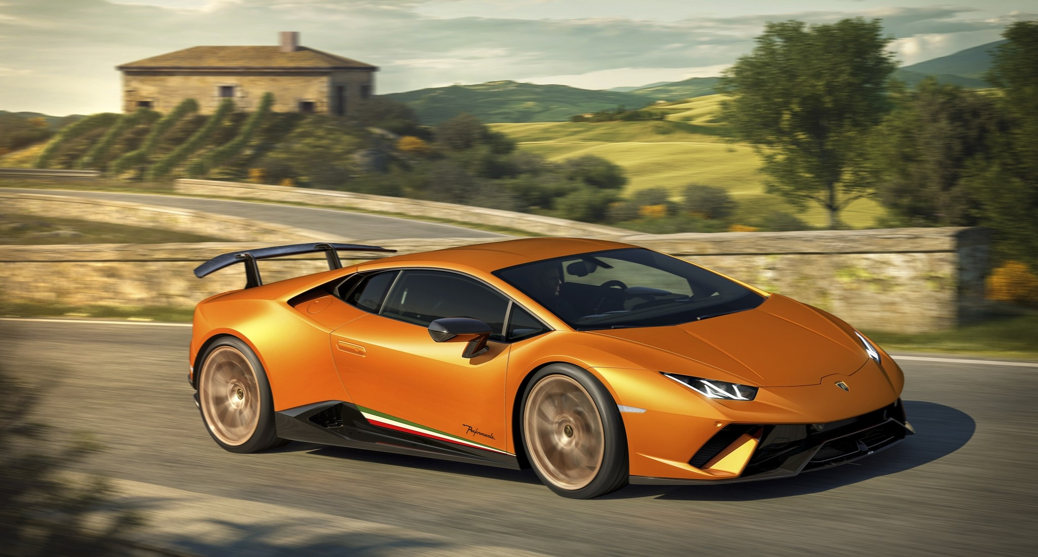<p><span>Lamborghini Huracan Performante. Фото: &copy; Lamborghini</span></p>