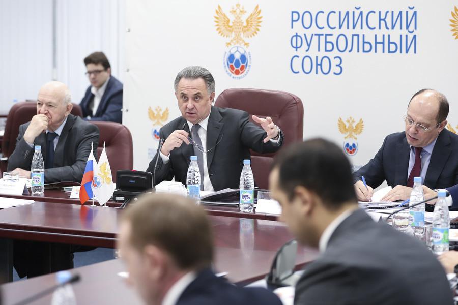 <p>Фото: Пресс-служба РФС</p>