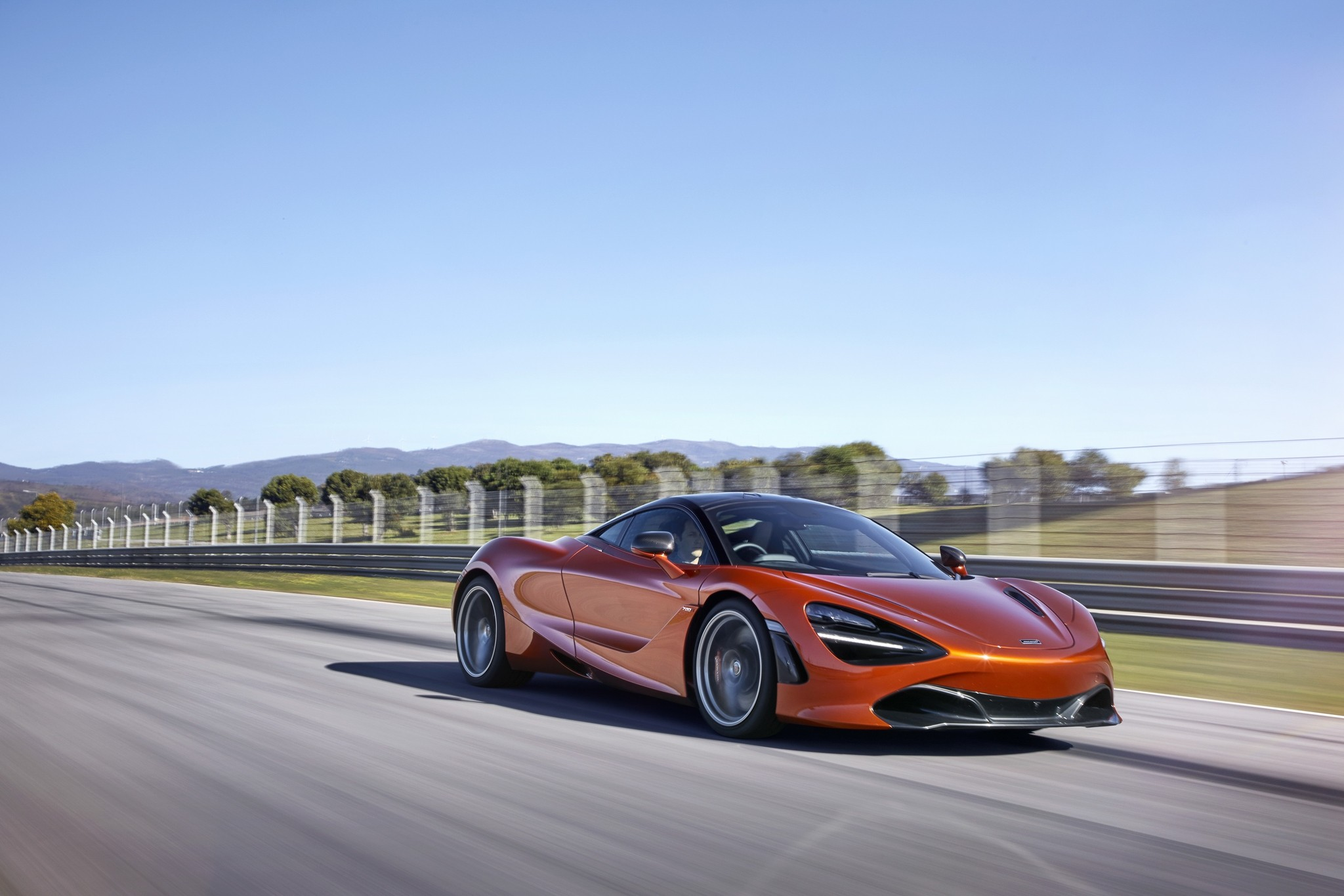<p><span>McLaren 720S. Фото: &copy; McLaren</span></p>