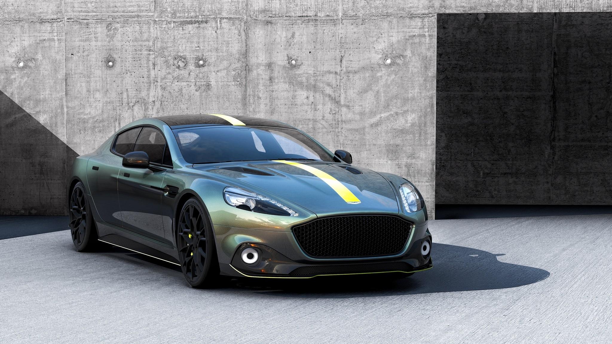 <p>Aston Martin Rapide AMR. Фото: &copy; Aston Martin</p>