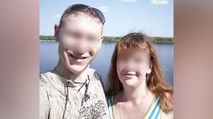 <p>Родители пострадавшей девочки. Фото: соцсети</p>