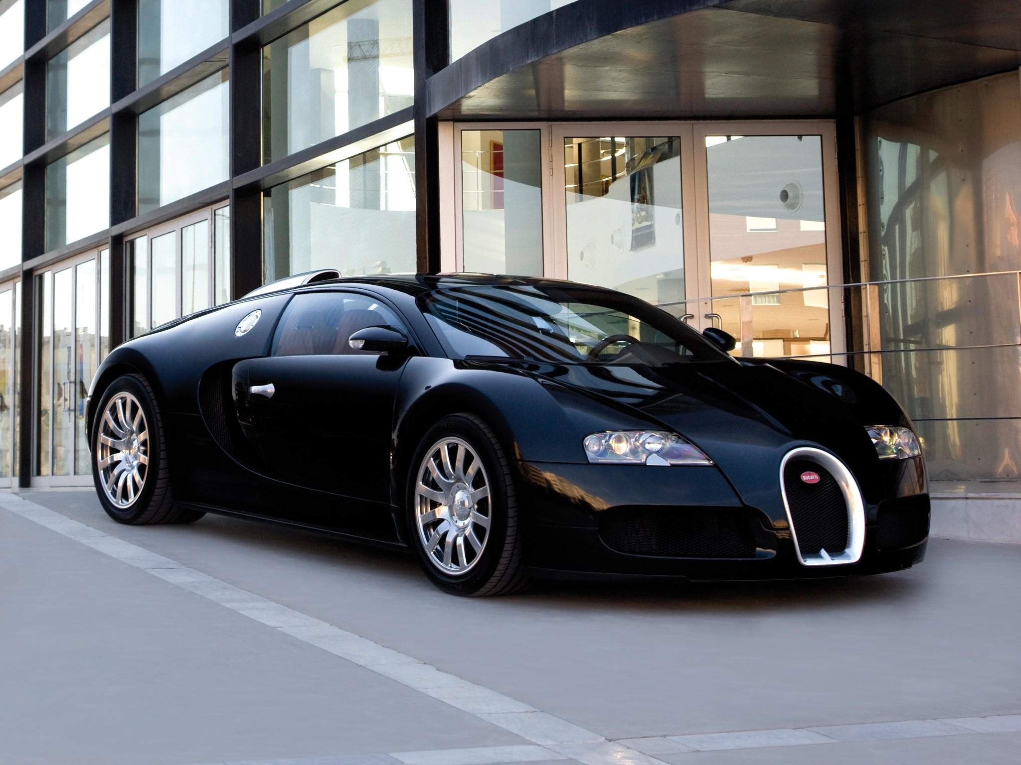 <p>Bugatti Veyron. Фото: &copy; Bugatti</p>