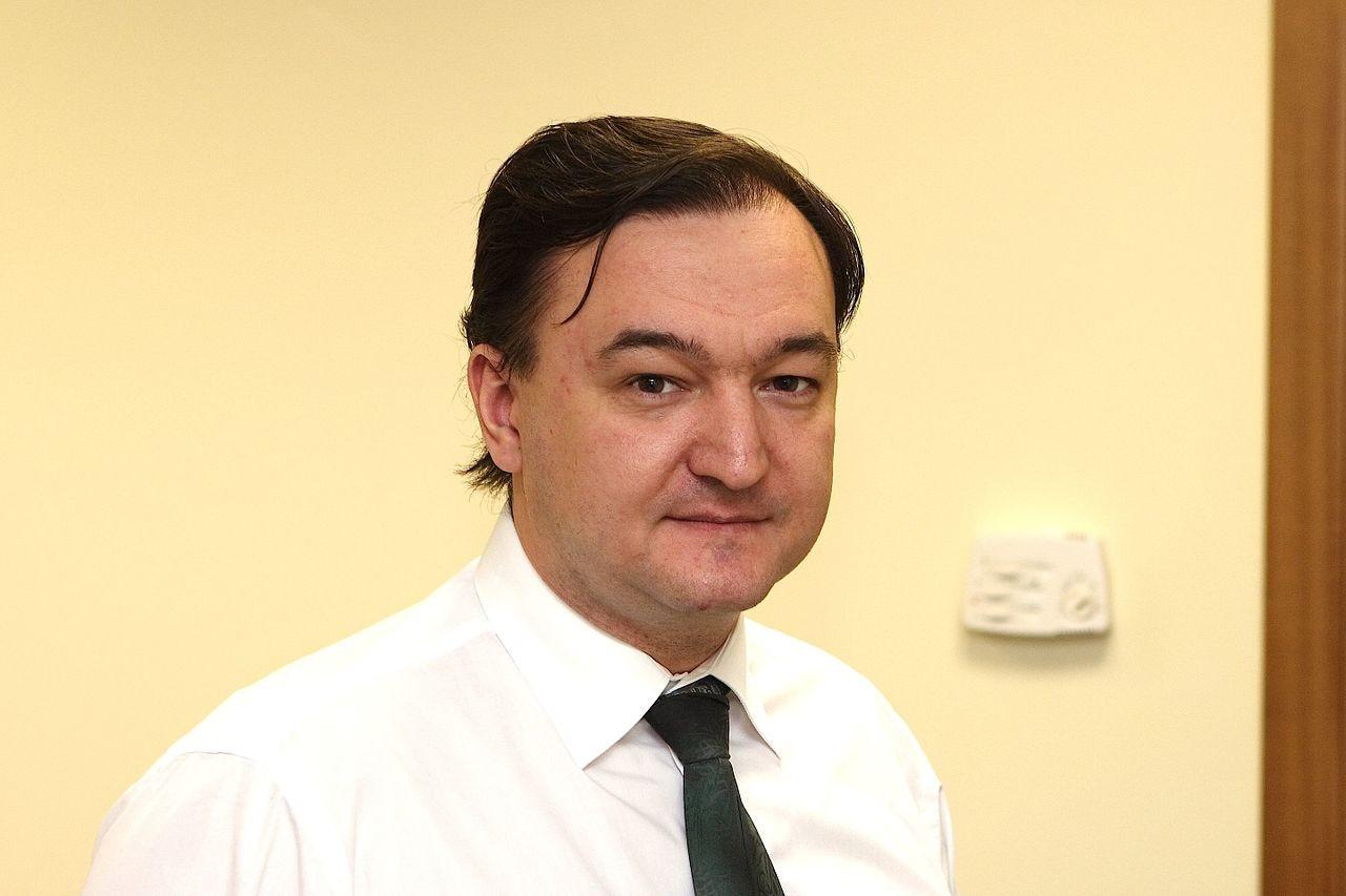 <p>Сергей Магнитский. Фото: wikipedia.org</p>