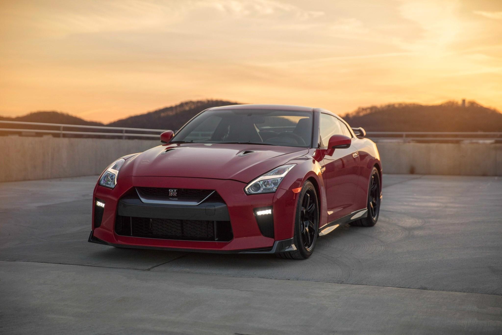 <p><span>Nissan GT-R Track Edition. Фото: &copy; Nissan</span></p>