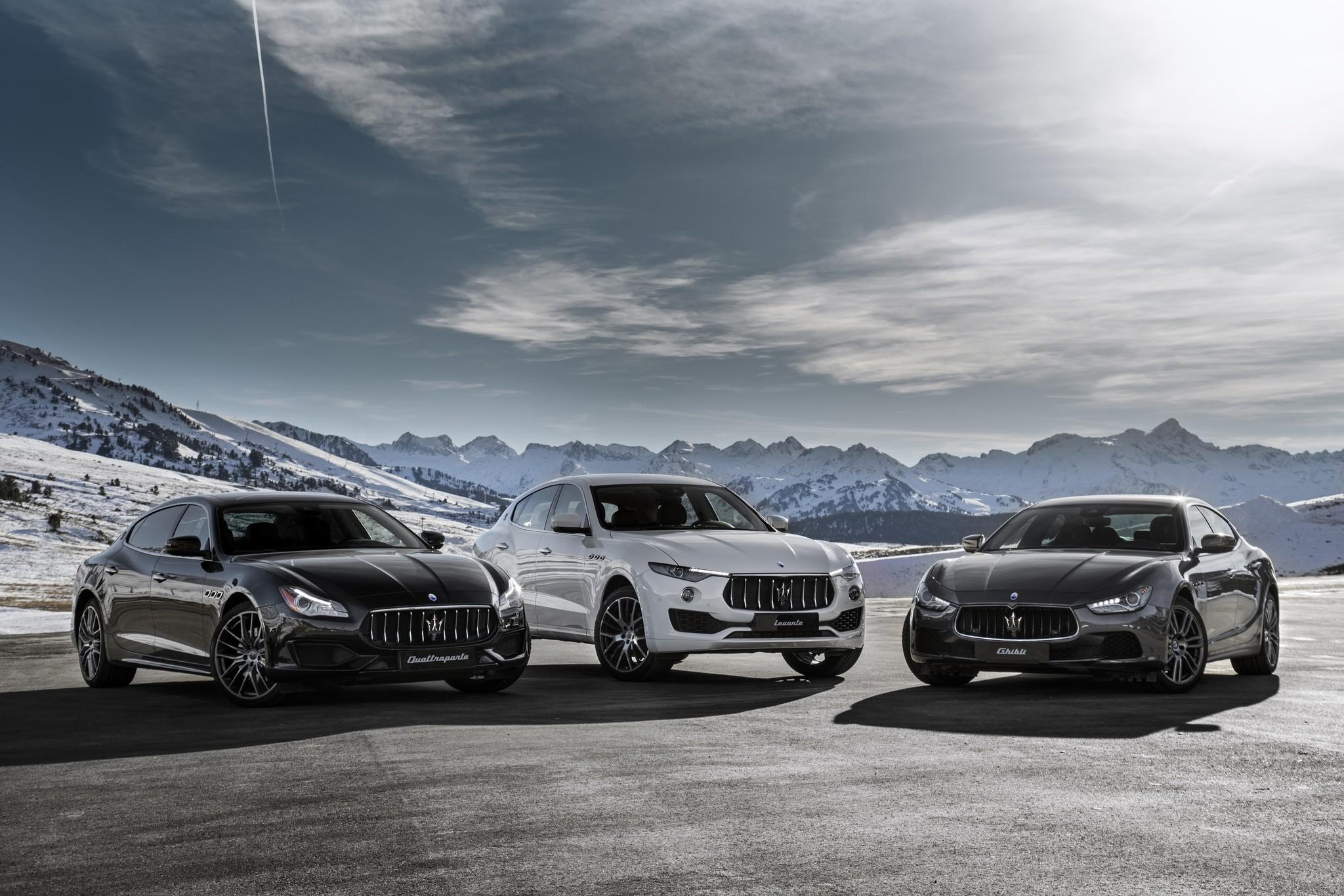 <p>Фото: &copy; Maserati</p>