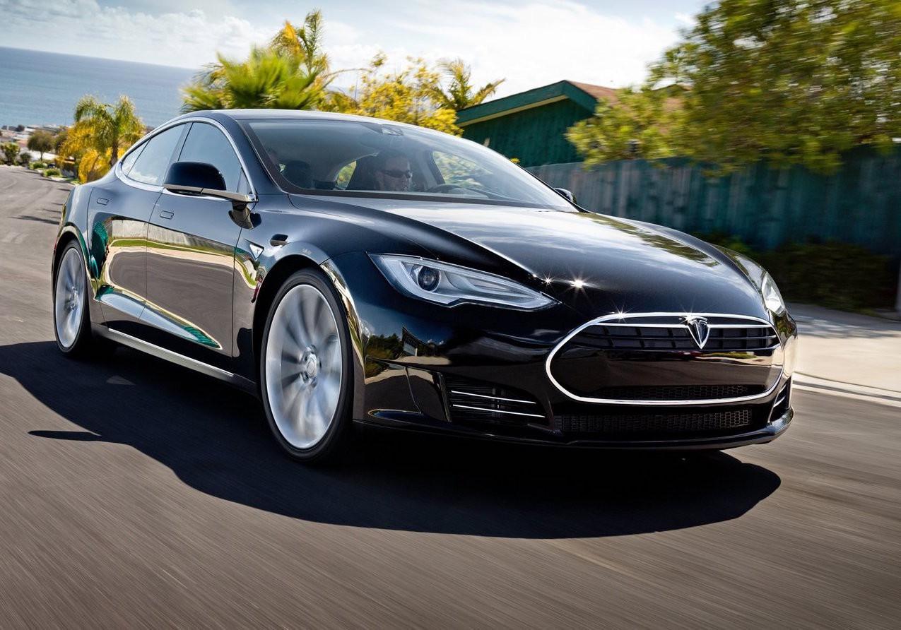 <p><span>Tesla Model S. Фото: &copy; Tesla</span></p>